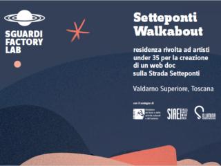 Setteponti Walkabout | residenza d'artista